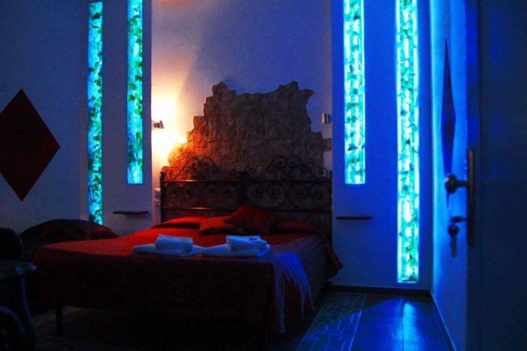 progetto hotel
